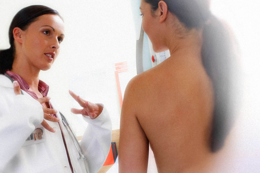 Breast Cancer Screening After Breast Augmentation Surgery