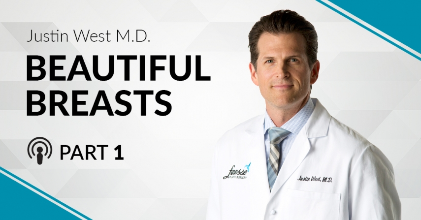 Dr. West discusses plastic surgery with Frank Sweeney