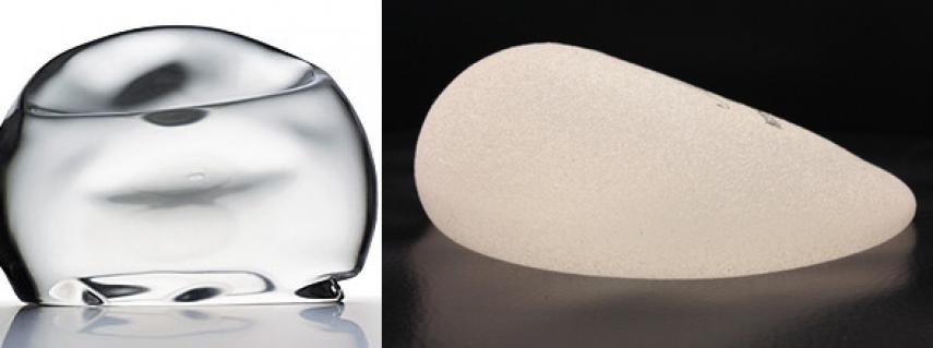 What happens when breast implants leak?